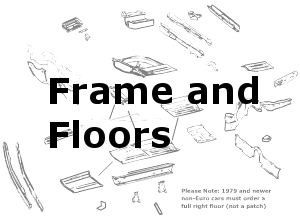 107 Frame and Floors