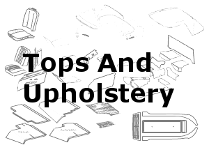 113 Tops and Upholstery