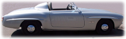 190SL Electric Car
